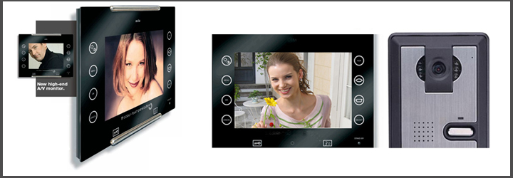 Global Security Systems Wll Video Door Entry System
